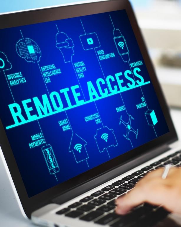 Remote Access | IT Consultant & Tech Support
